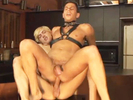 Cute blonde guy suck..