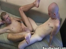 Raw gay anal sex act..