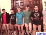 Group get gay hazed by gothazed