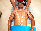 An Epic Muscle Daddy Massage Match Up in HD