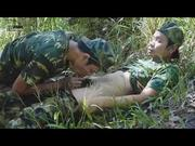 Latino Soldiers Go in Jungle for Gay Sex