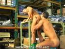 Rimming His Muscular..