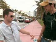 Gay Cruising on South Beach Lands Us a Marine