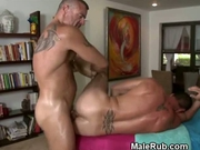 Gay Anal And Cumshot On Table