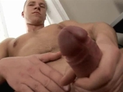 Ken with huge penis jerking off for you