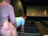 Public Fucking In The Theather