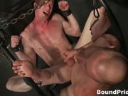 Brenn, Adam and Blake in horny extreme
